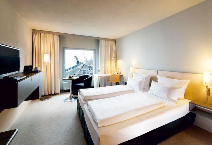 Atlantic Hotel Universum - Businesszimmer