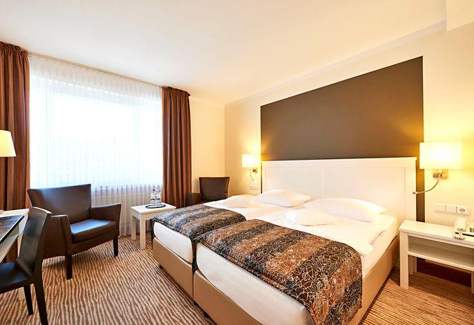 Hotel Munte am Stadtwald - Wohlfühl-Doppelzimmer