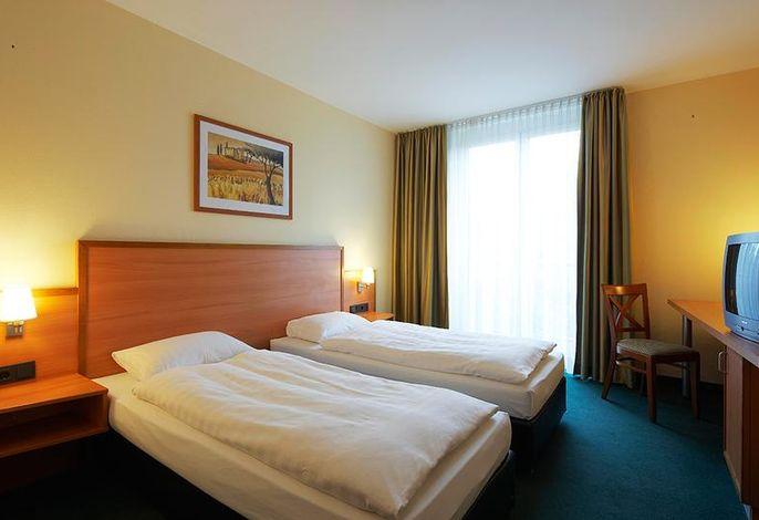 InterCityHotel Bremen - Twin-Bett-Zimmer