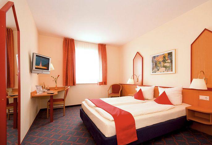 Hotel NordRaum Bremen - Doppelzimmer