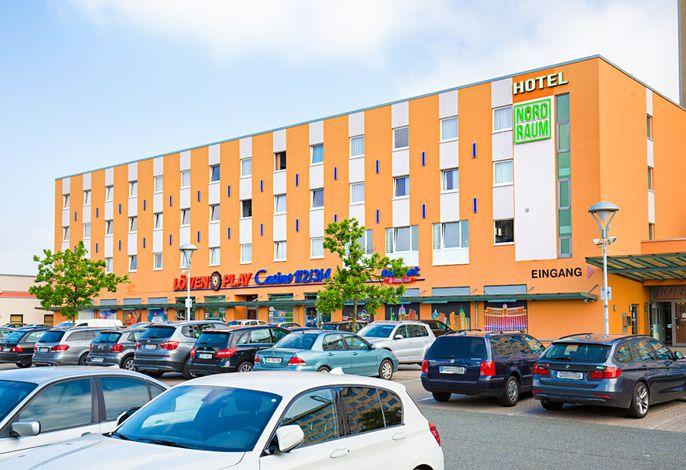 Hotel Nord Raum - Aussenansicht