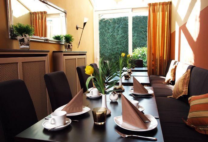 Hotel Residence Bremen - Frühstückstisch