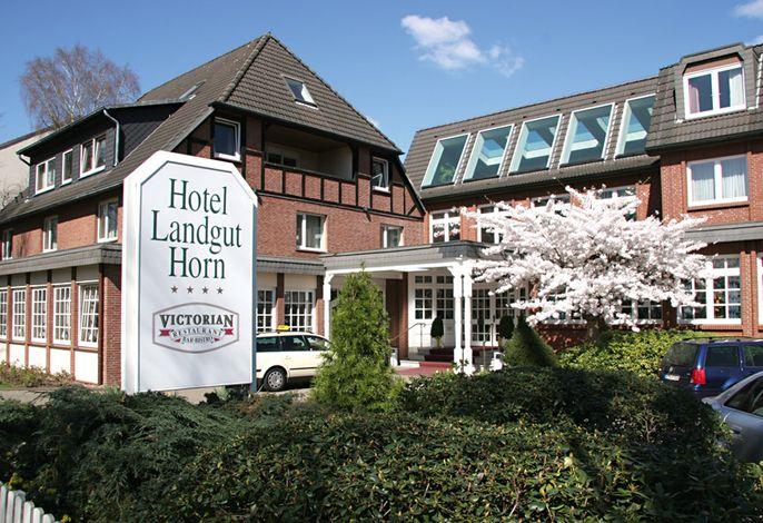 Hotel Landgut Horn - Außenansicht