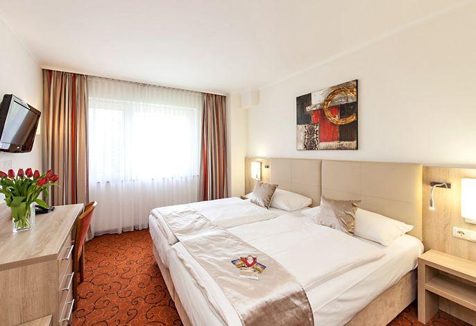 Novum Hotel Garden Bremen - Beispielzimmer