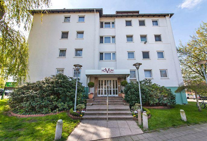 Novum Hotel Garden Bremen - Aussenansicht