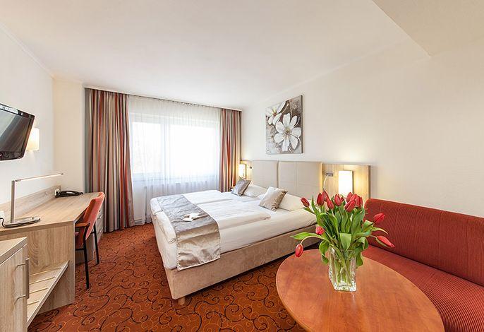 Novum Hotel Garden Bremen - Doppelzimmer Standard Plus