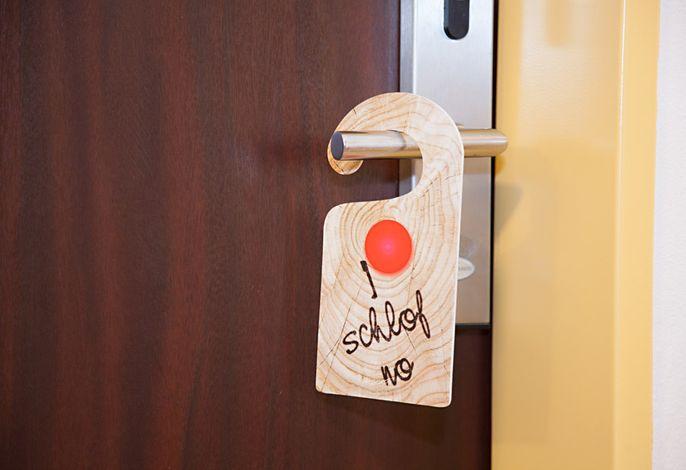 Hotel Edel Weiss - Bitte nicht stören