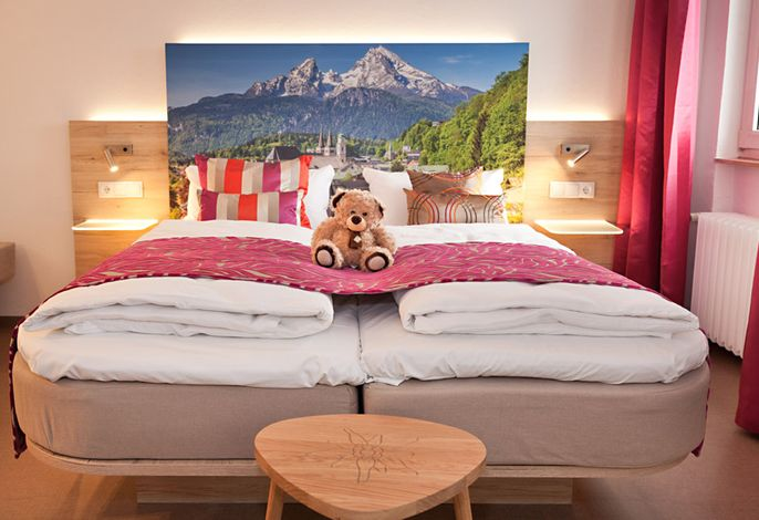 Hotel Edel Weiss - Doppelzimmer