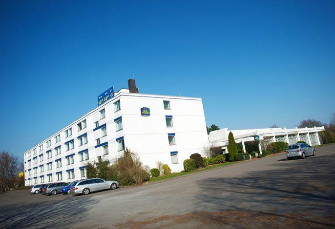BEST WESTERN Hotel Achim/Bremen - Außenansicht