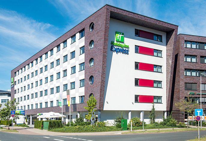 Holiday Inn Express Bremen Airport - Fassade