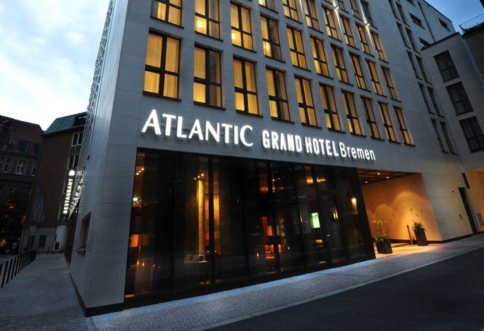 ATLANTIC Grand Hotel Bremen - Außenansicht