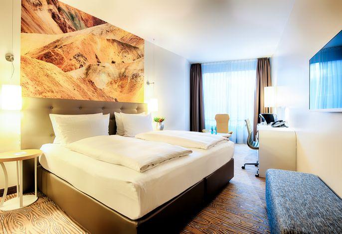 Achat Plaza City-Bremen - Junior Double Zimmer