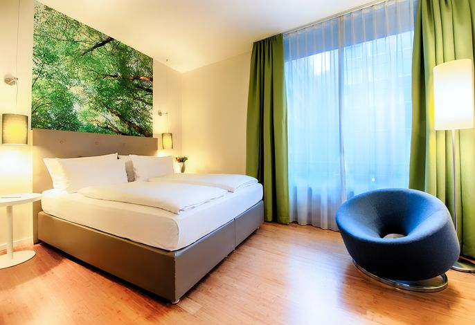 Achat Hotel Bremen City - Business Doppelzimmer
