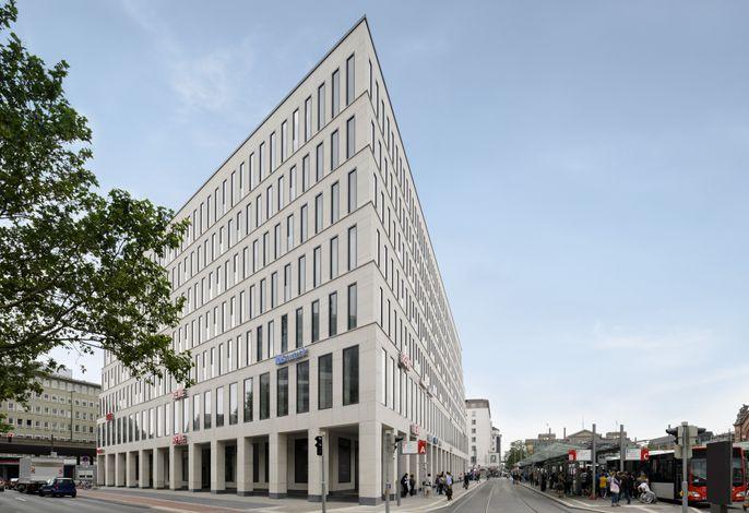 ibis Budget Bremen City Center - Außenansicht