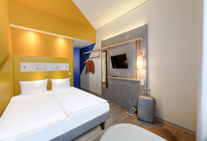 ibis Budget Bremen City Center - Doppelzimmer