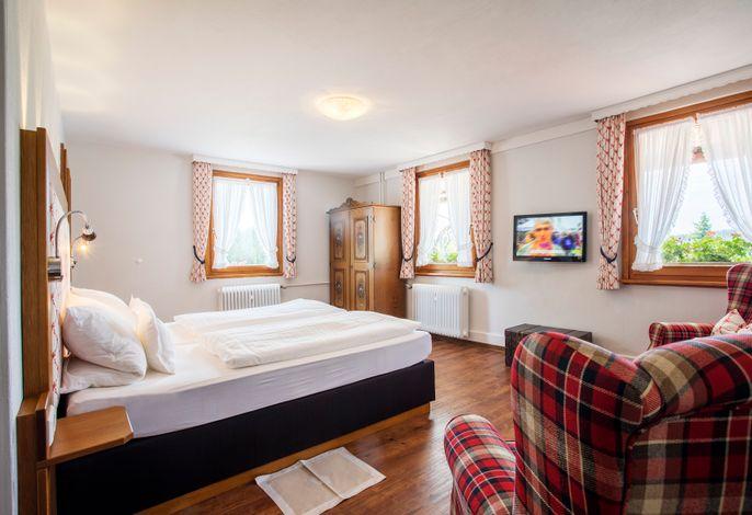 Doppelzimmer Komfort im Stammhaus