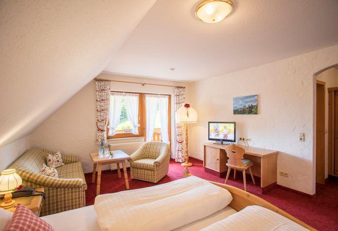 Doppelzimmer Komfort Gästhaus