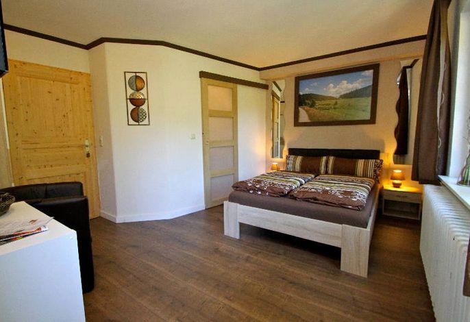Zimmer Schwarzwald mit 140-er Bett