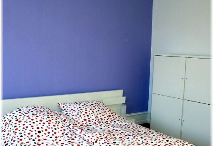 Lila Zimmer im 1. OG