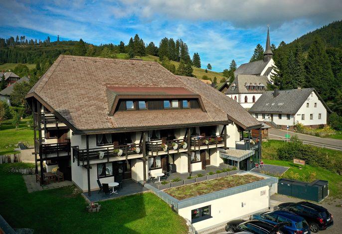Schwarzwaldmädel Ferienwohnungen Haus Michaela