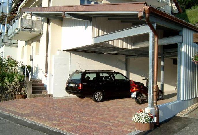 Parken - Carport