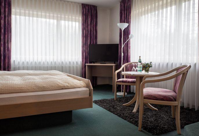 Komfortzimmer extern