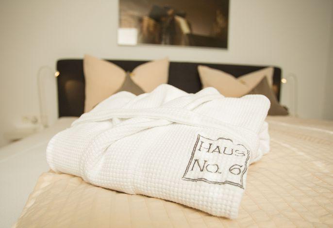 Willkommen im Haus No. 6 - Schlafzimmer 1