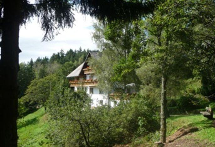 Landhaus Valentin, Ansicht 2