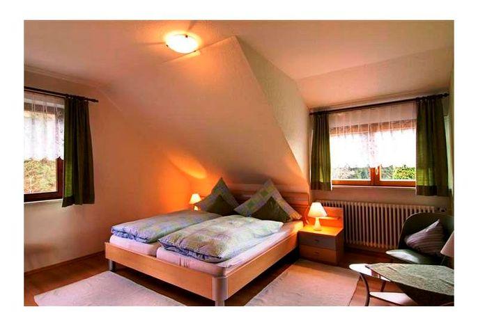 Schlafzimmer Tannenblick