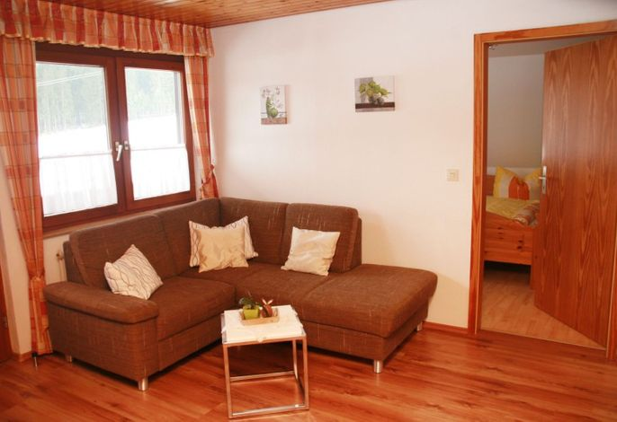 Fernseh-Sofa-Ecke
