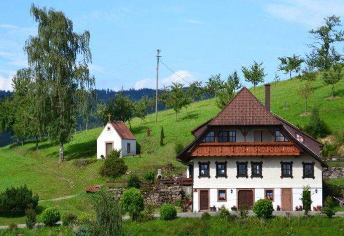 Ferienhaus und Wendelinuskapelle