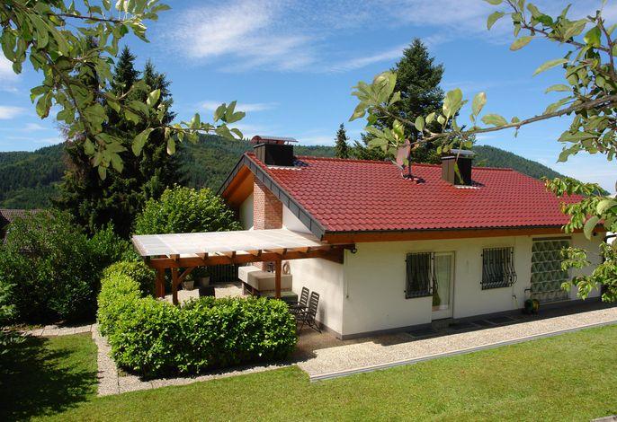 Schwarzwälder Ferienwohnungen - Haus Talblick