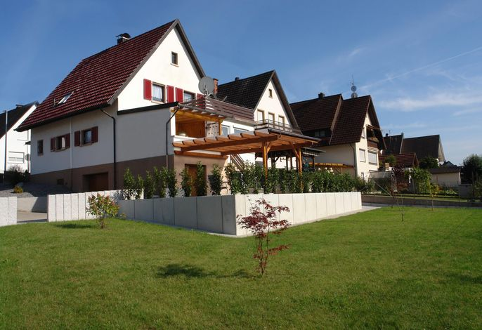 Schwarzwaldhaus mit Schwarzwaldstube