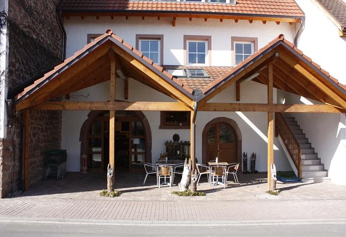 Eingangsbereich Bauernladen