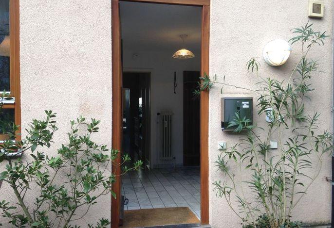 Haus Schönwald Eingang 2