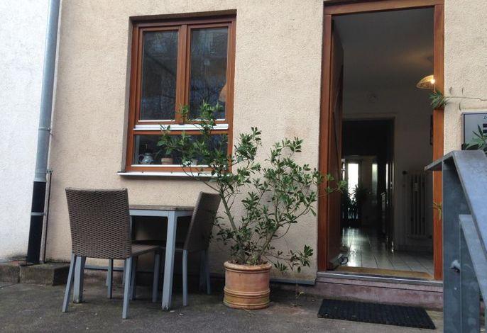 Haus Schönwald Eingang 1