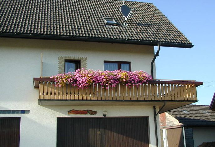 Haus Gisela Berger, (Dachsberg), LHS00618