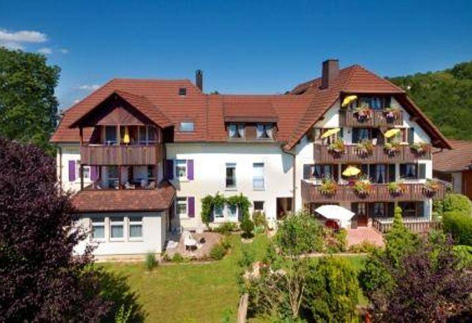 Aparthotel Badblick - Südseite -