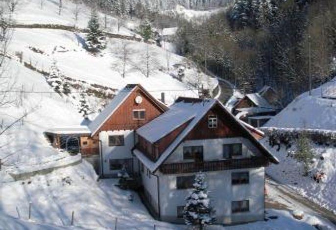 Gästehaus Resi - zu jeder Jahreszeit eine Reise wert!