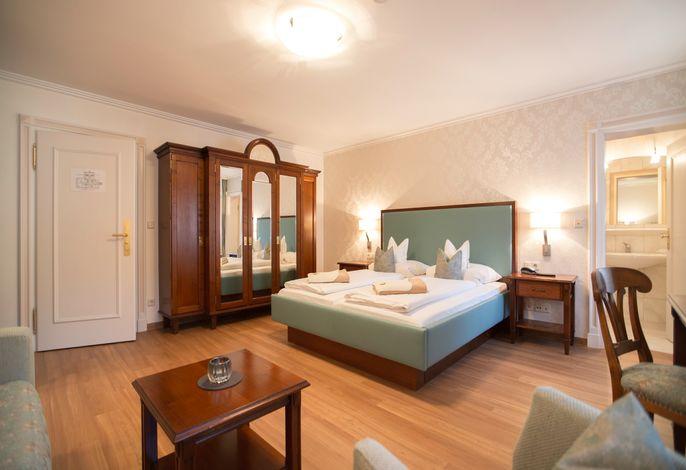 Großzügiges Doppelzimmer Komfort