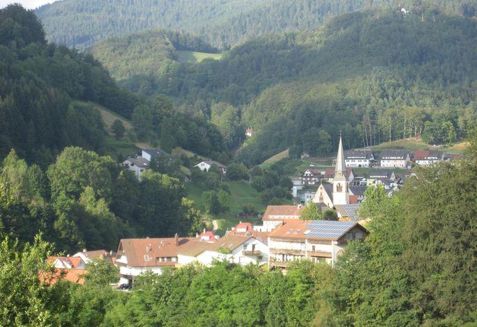 Blick auf Bad Griesbach