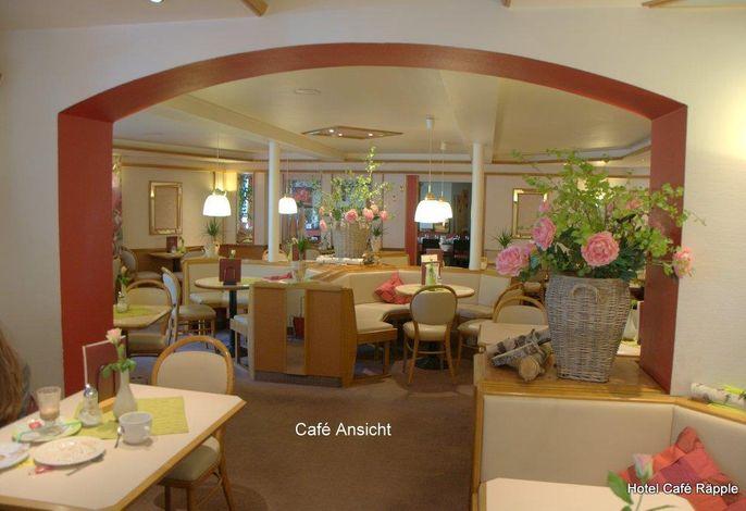 Ansicht Café