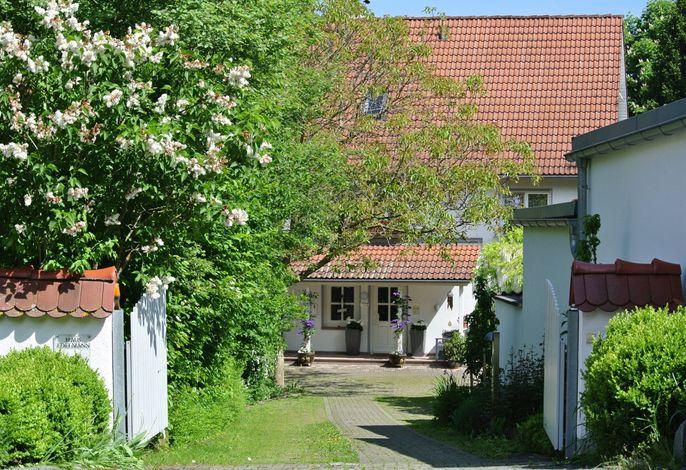 Landhaus Edelmann- Einfahrt