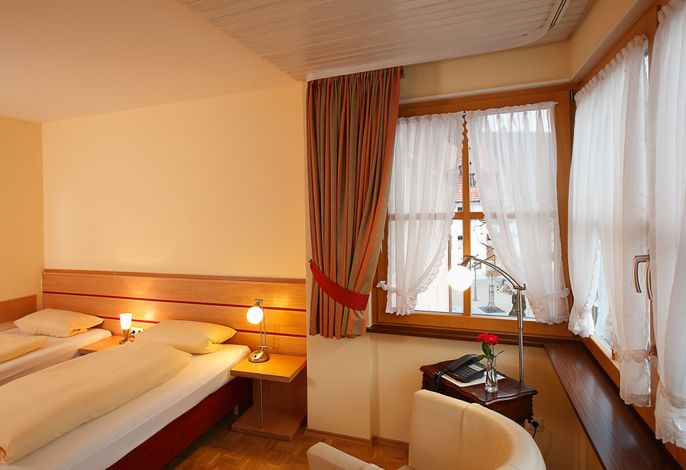 Hotel Lindenhof, (Bräunlingen), LHS01365