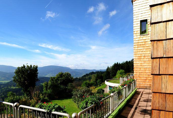 Aussicht - Haus Maria Lindenberg