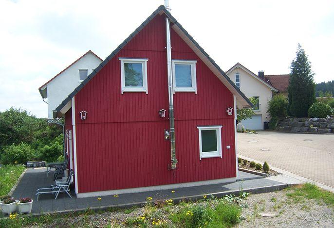 Ferienhaus Waldfee
