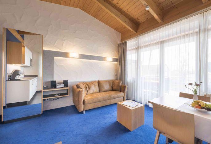 2-Zimmer Appartement - Wohnzimmer