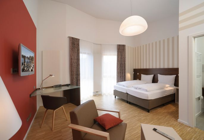 Hotel und Gasthaus Seehörnle, (Gaienhofen-Horn), LHS07109