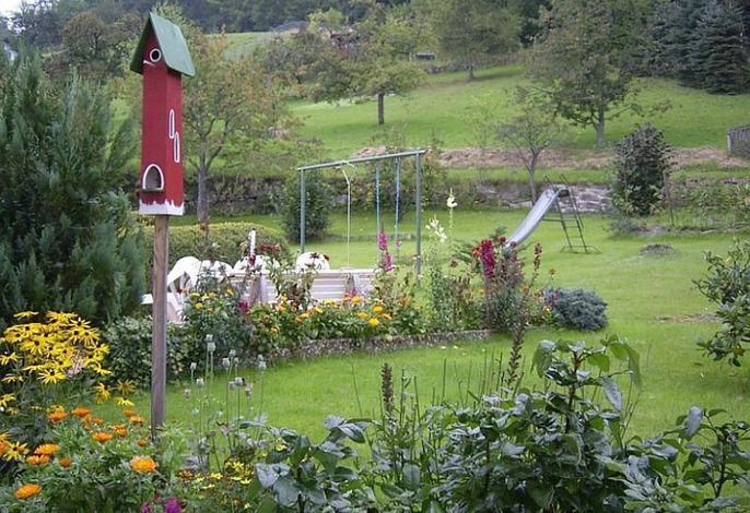 Garten Haus Mühlgrund