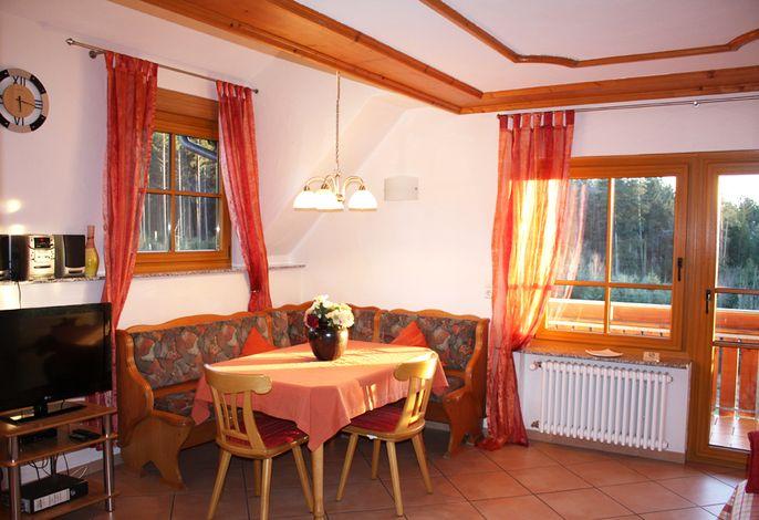 Wohnzimmer - Essbereich
